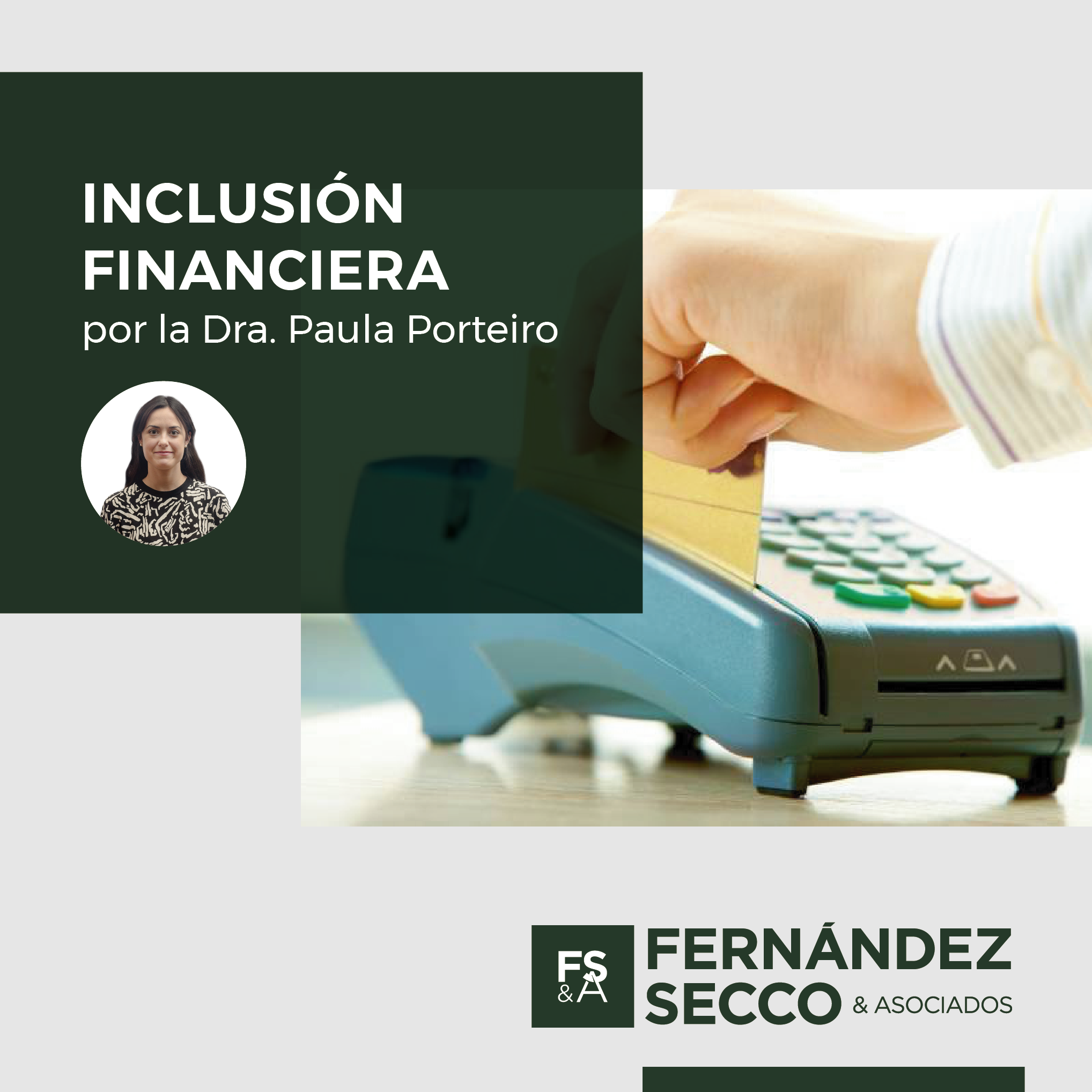 Inclusión Financiera Obligatoria